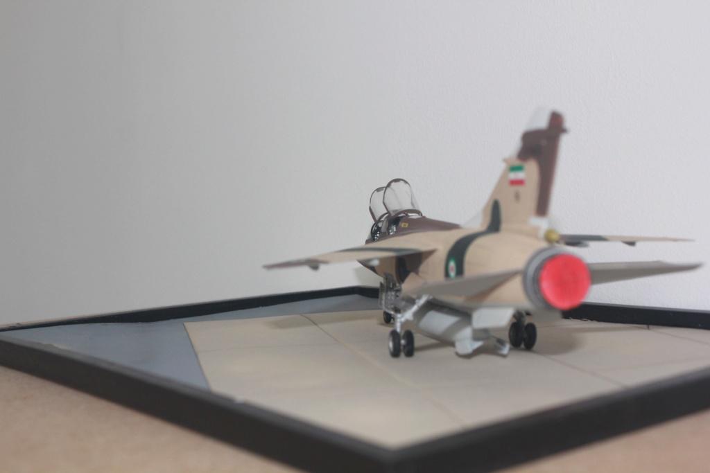 Mirage F1 B  ( F.M.  1/48)  FINI - Page 2 Img_5345