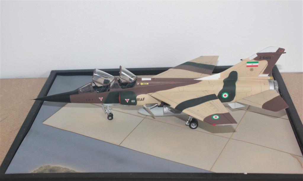 Mirage F1 B  ( F.M.  1/48)  FINI - Page 2 Img_5346