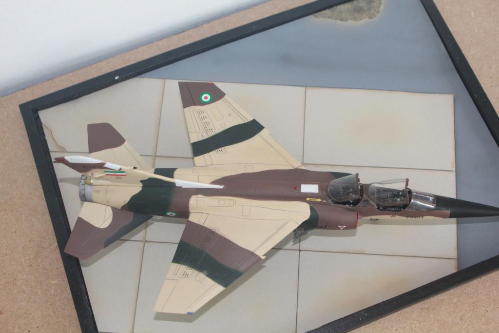 Mirage F1 B  ( F.M.  1/48)  FINI - Page 2 Img_5349