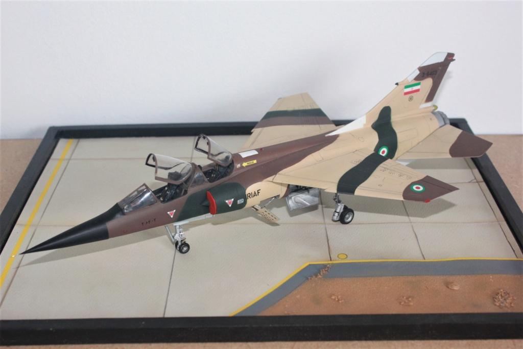 Mirage F1 B  ( F.M.  1/48)  FINI - Page 2 Img_5350