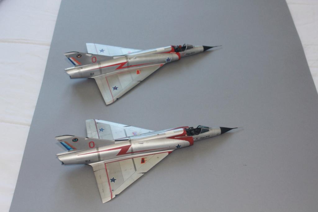 Mirage III CZ(s) ( Hobbyboss + Heller 1/48)  FINI - Page 2 Img_5426