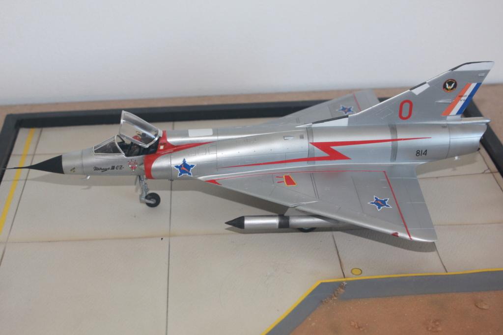 Mirage III CZ(s) ( Hobbyboss + Heller 1/48)  FINI - Page 2 Img_5429