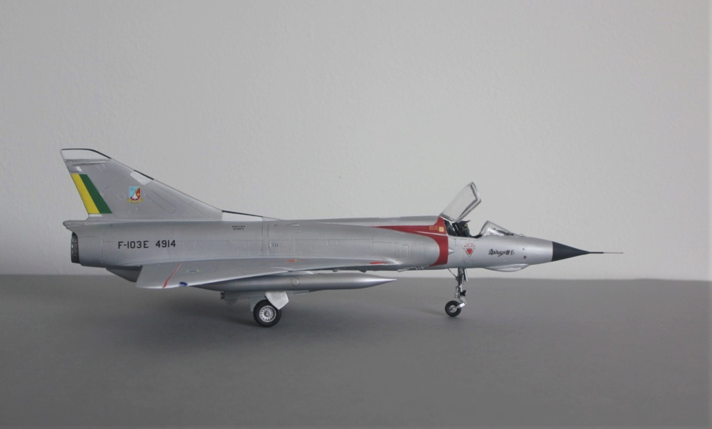 Mirage III EBR  ( Heller + FM 1/48) FINI - Page 3 Img_5520