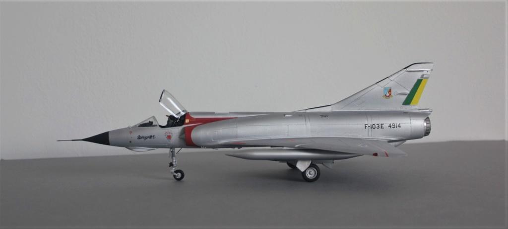Mirage III EBR  ( Heller + FM 1/48) FINI - Page 3 Img_5521