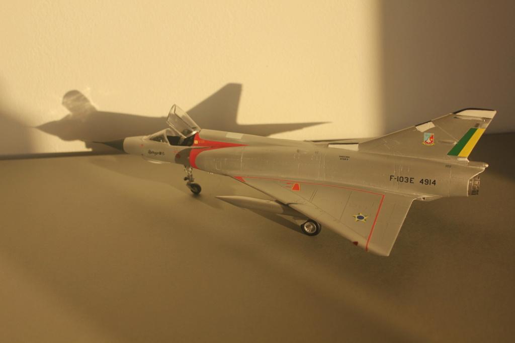 Mirage III EBR  ( Heller + FM 1/48) FINI - Page 3 Img_5525