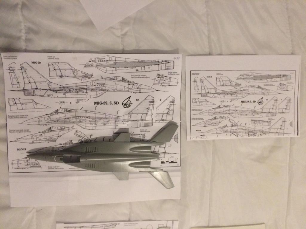 Défi 2020 - MiG 29 ( Monogram 1/48) *** Terminé en pg 5 Img_5911