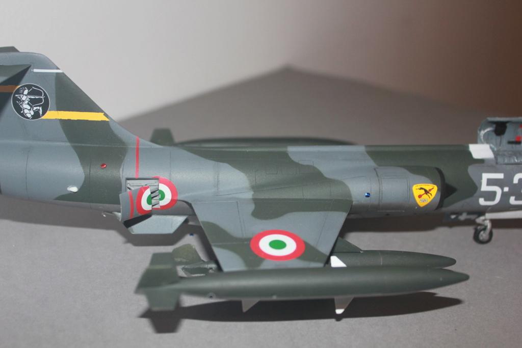 F 104 S (Monogram 1/48 + scratch)   FINI   - Page 3 Img_5960