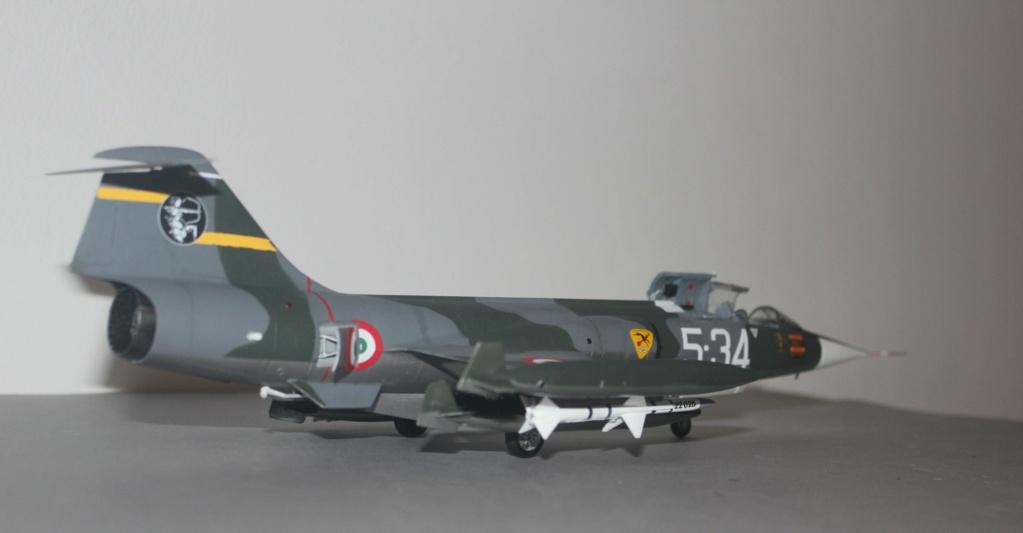 F 104 S (Monogram 1/48 + scratch)   FINI   - Page 3 Img_5965