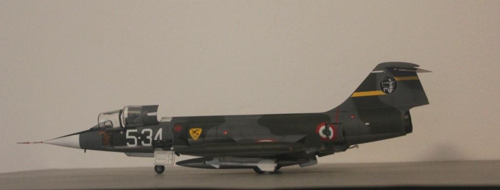 F 104 S (Monogram 1/48 + scratch)   FINI   - Page 3 Img_5969