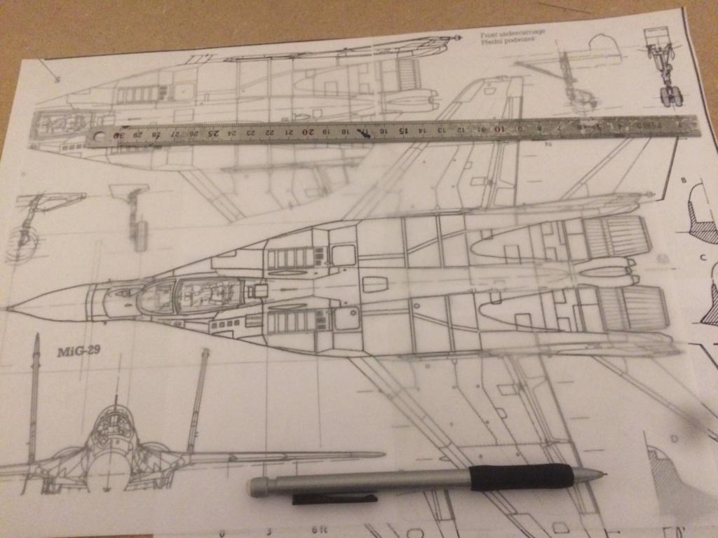 Défi 2020 - MiG 29 ( Monogram 1/48) *** Terminé en pg 5 Img_6018