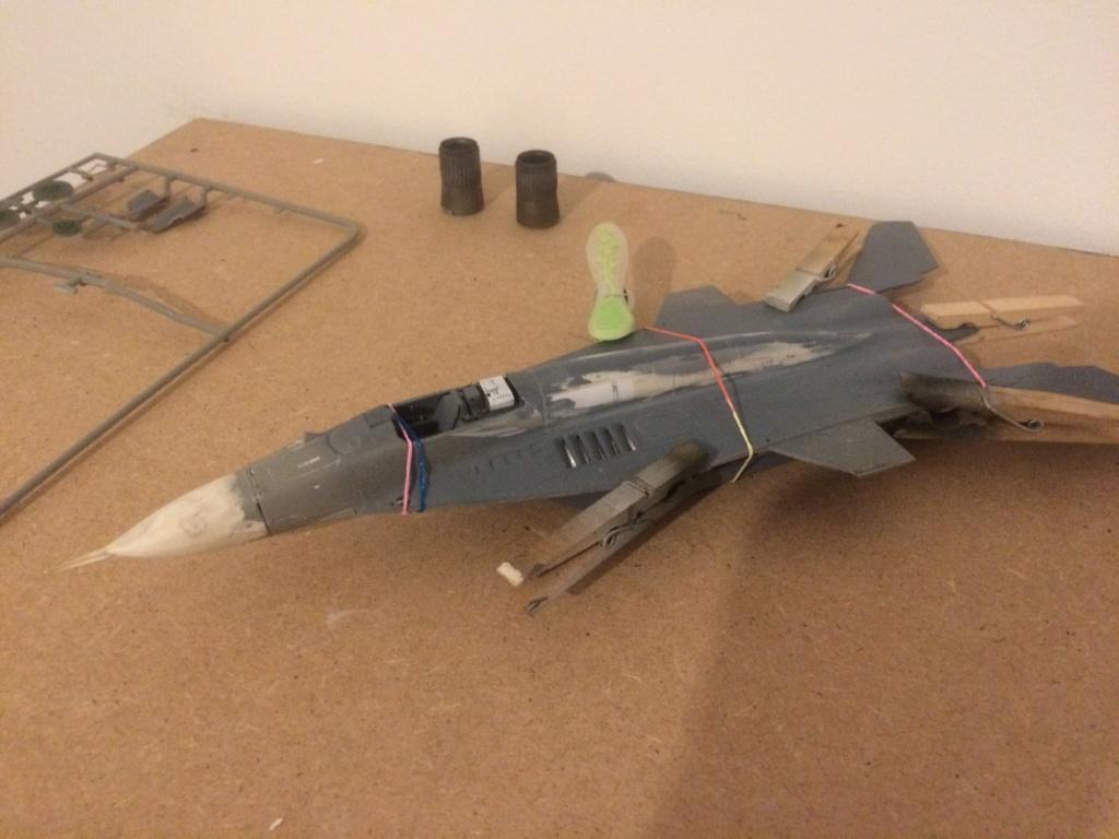 Défi 2020 - MiG 29 ( Monogram 1/48) *** Terminé en pg 5 - Page 3 Img_6321