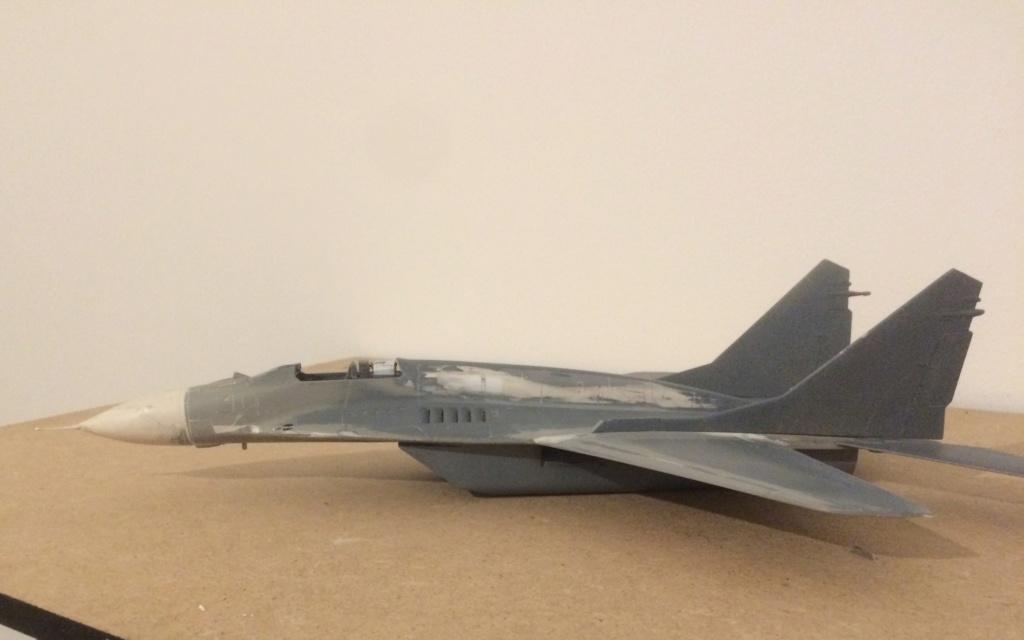Défi 2020 - MiG 29 ( Monogram 1/48) *** Terminé en pg 5 - Page 3 Img_6327
