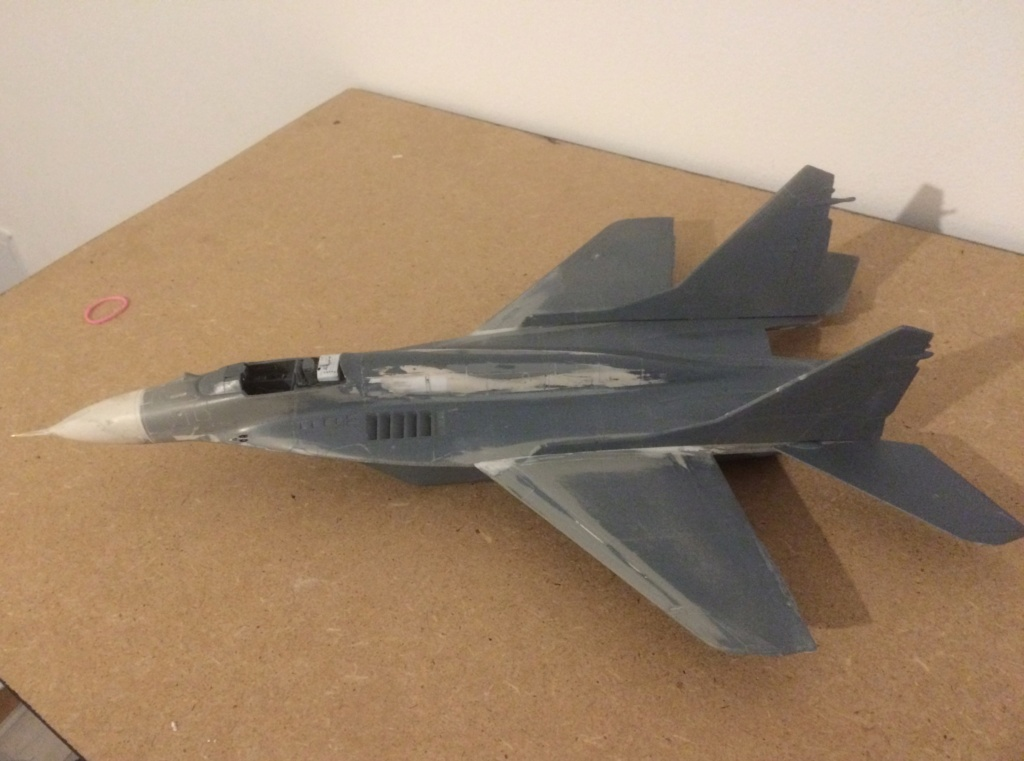 Défi 2020 - MiG 29 ( Monogram 1/48) *** Terminé en pg 5 - Page 3 Img_6329