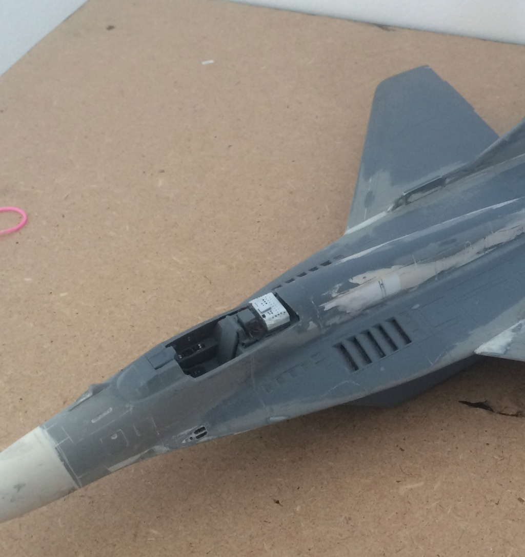 Défi 2020 - MiG 29 ( Monogram 1/48) - Page 4 Img_6330