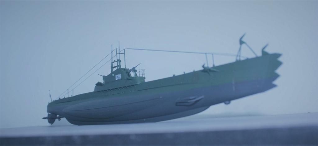 Sous marin Soviétique  SHCHUKA  classe X   (ZVEDA  1/144)    FINI - Page 2 Img_6453