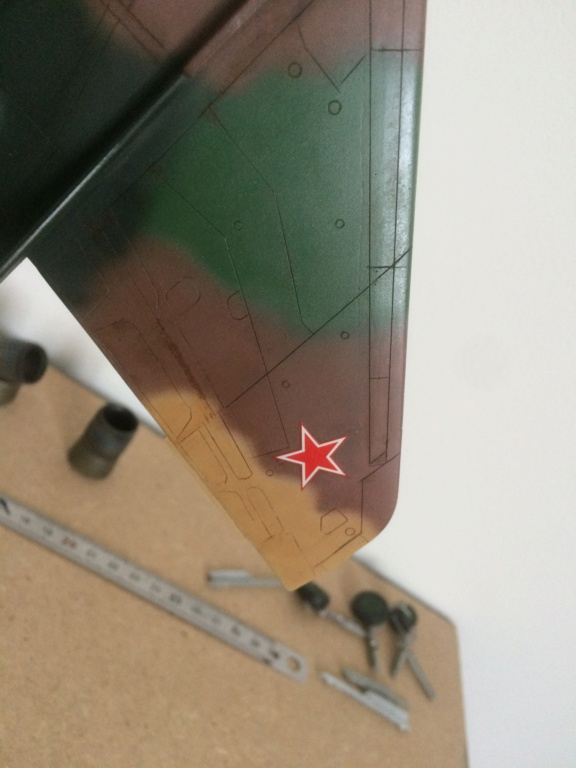Défi 2020 - MiG 29 ( Monogram 1/48) *** Terminé en pg 5 - Page 5 Img_6620