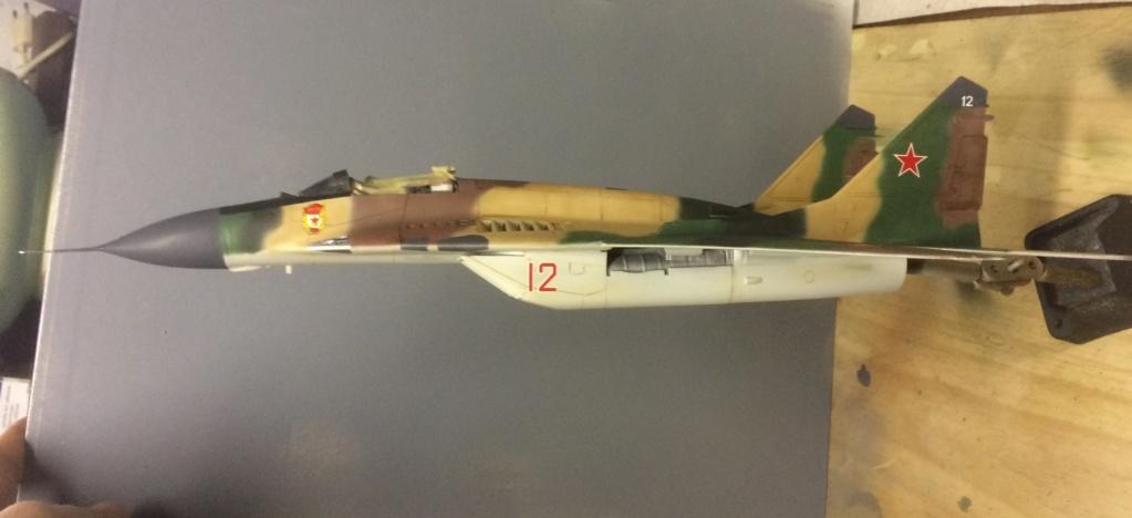 Défi 2020 - MiG 29 ( Monogram 1/48) *** Terminé en pg 5 - Page 5 Img_6623
