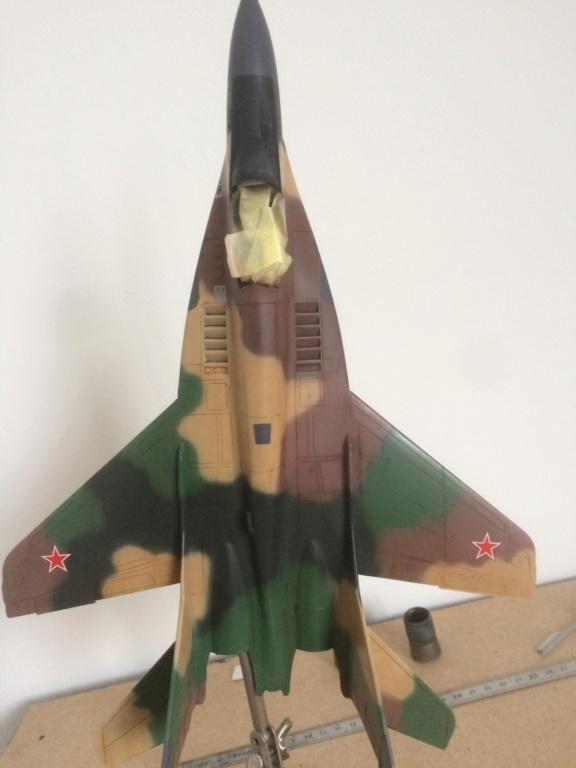 Défi 2020 - MiG 29 ( Monogram 1/48) *** Terminé en pg 5 - Page 5 Img_6624