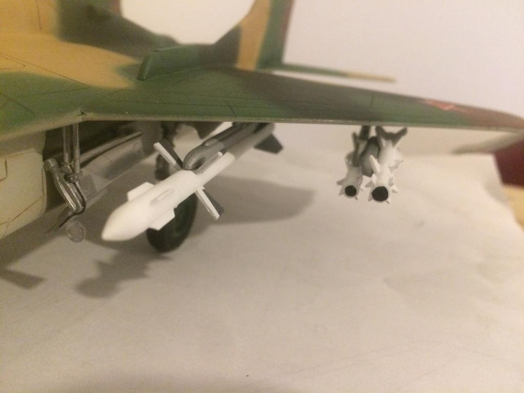 Défi 2020 - MiG 29 ( Monogram 1/48) *** Terminé en pg 5 - Page 5 Img_6710