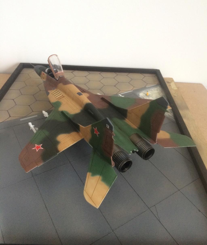 Défi 2020 - MiG 29 ( Monogram 1/48) *** Terminé en pg 5 - Page 5 Img_6717