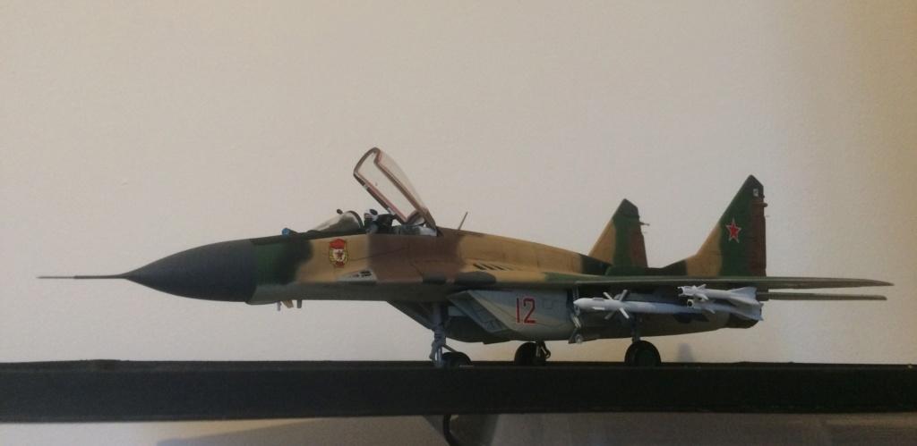 Défi 2020 - MiG 29 ( Monogram 1/48) *** Terminé en pg 5 - Page 5 Img_6721
