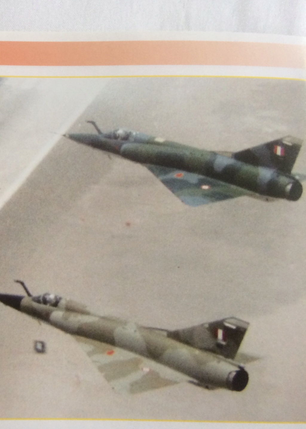 Mirage 5 p4 Peru  ( Heller 1/48 ... revisité) Img_6810