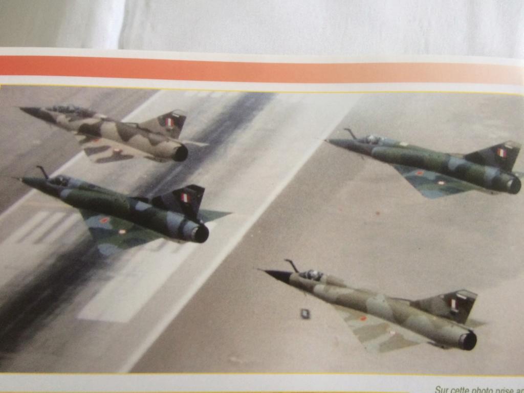 Mirage 5 p4 Peru  ( Heller 1/48 ... revisité) Img_6811