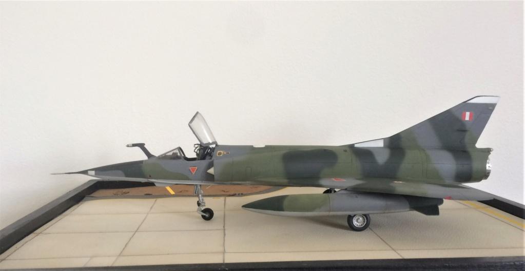 Mirage 5 p4 Peru  ( Heller 1/48 ... revisité) Img_6814