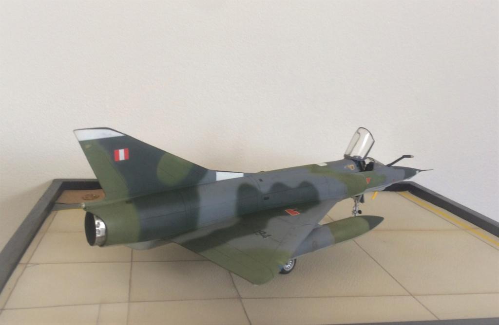 Mirage 5 p4 Peru  ( Heller 1/48 ... revisité) Img_6816
