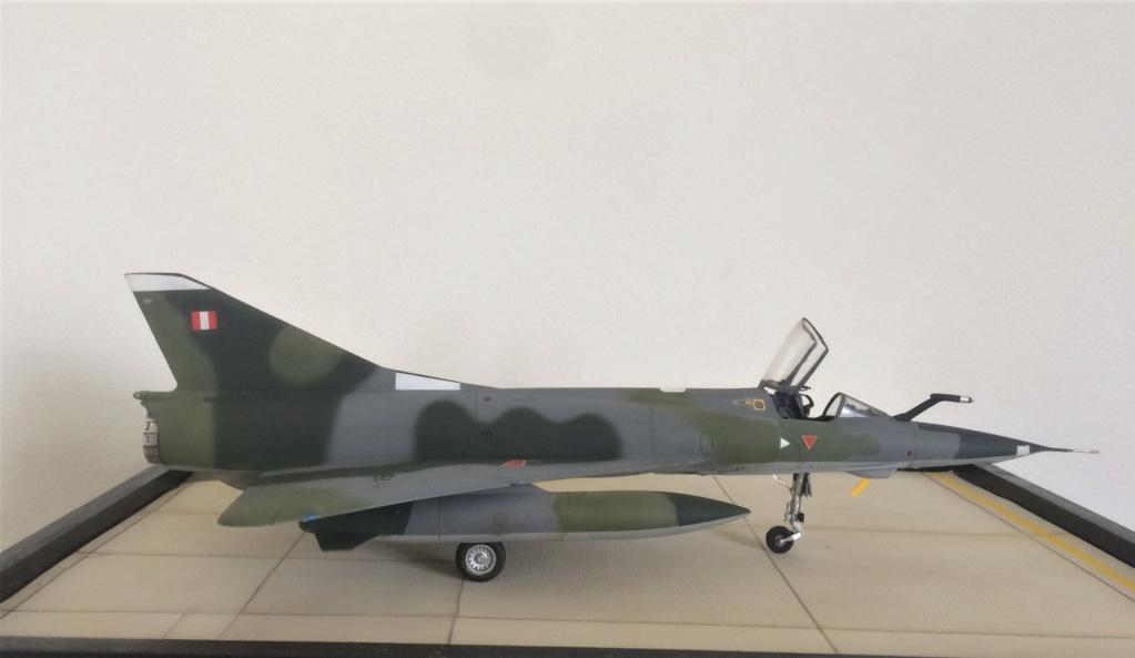 Mirage 5 p4 Peru  ( Heller 1/48 ... revisité) Img_6817