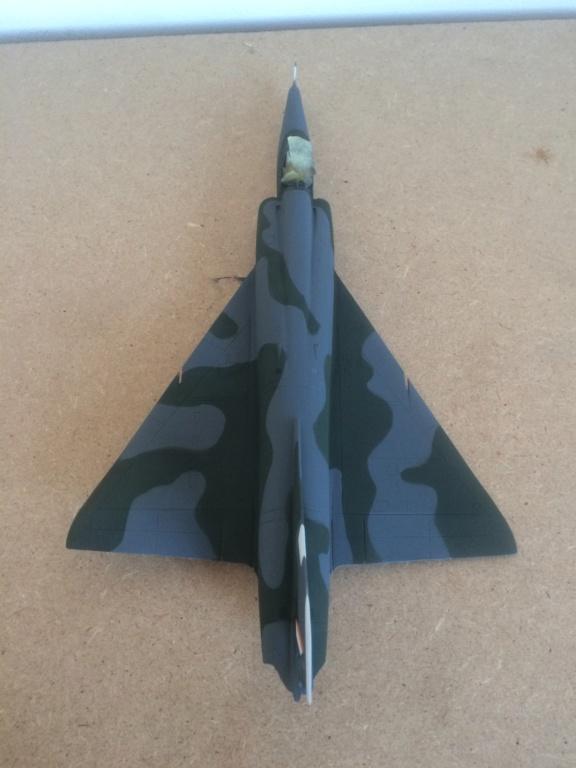 "Mirage III RZ   (Heller + transkit ""Ouragan M25"" 1/48)  FINI Img_6916"
