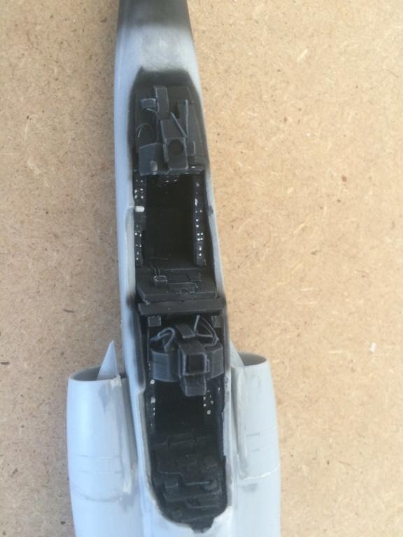 Mirage F1 B  ( F.M.  1/48)  FINI Img_7015