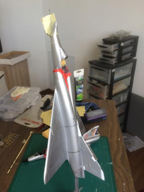 Mirage III CZ(s) ( Hobbyboss + Heller 1/48)  FINI - Page 2 Img_7221