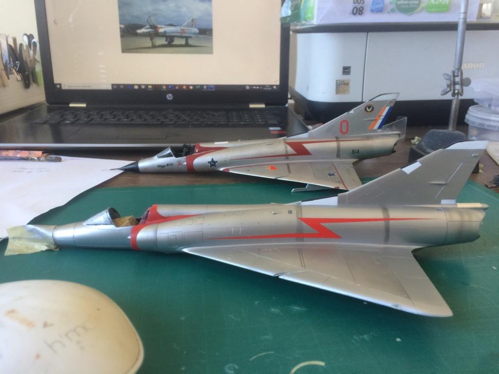 Mirage III CZ(s) ( Hobbyboss + Heller 1/48)  FINI - Page 2 Img_7222