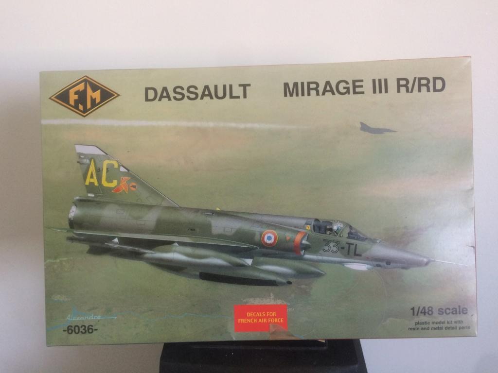 Mirage III EBR  ( Heller + FM 1/48) FINI Img_7314