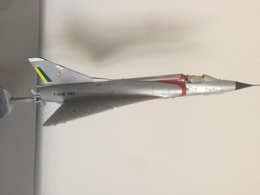 Mirage III EBR  ( Heller + FM 1/48) FINI - Page 3 Img_7421