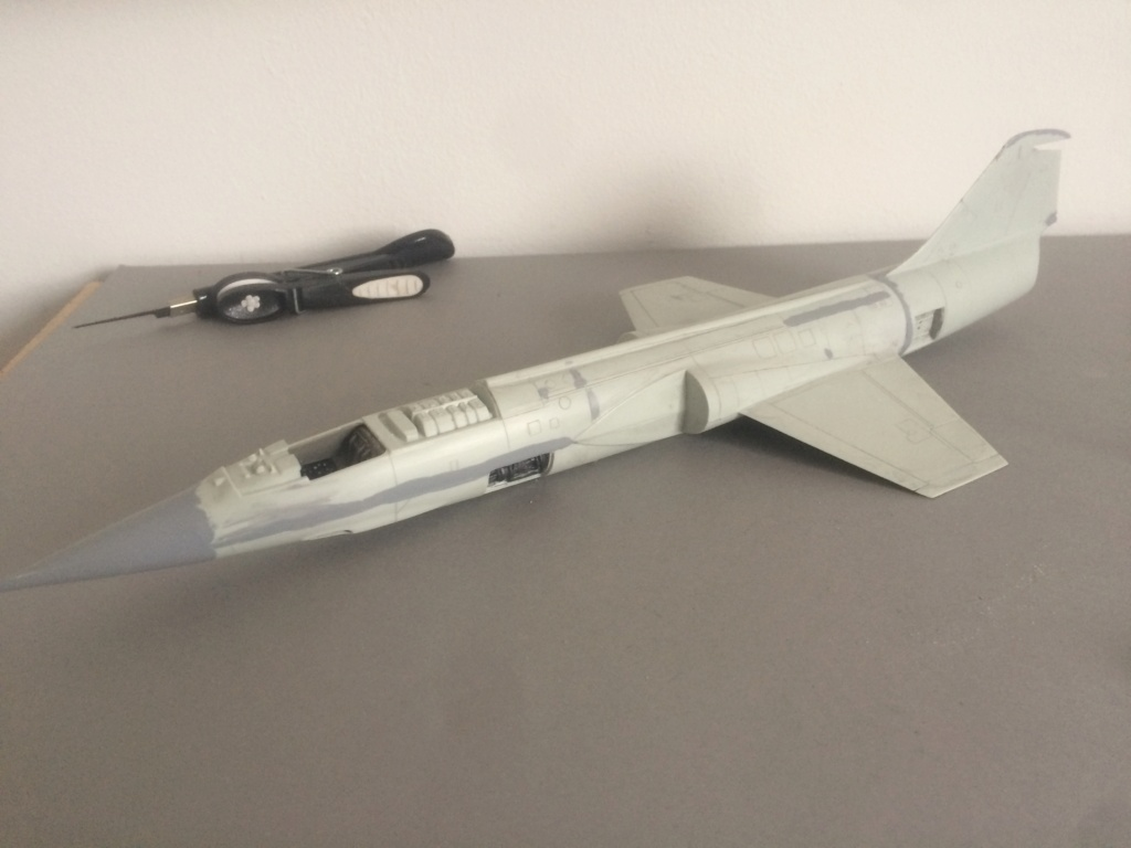 F 104 S (Monogram 1/48 + scratch)   FINI   Img_8811