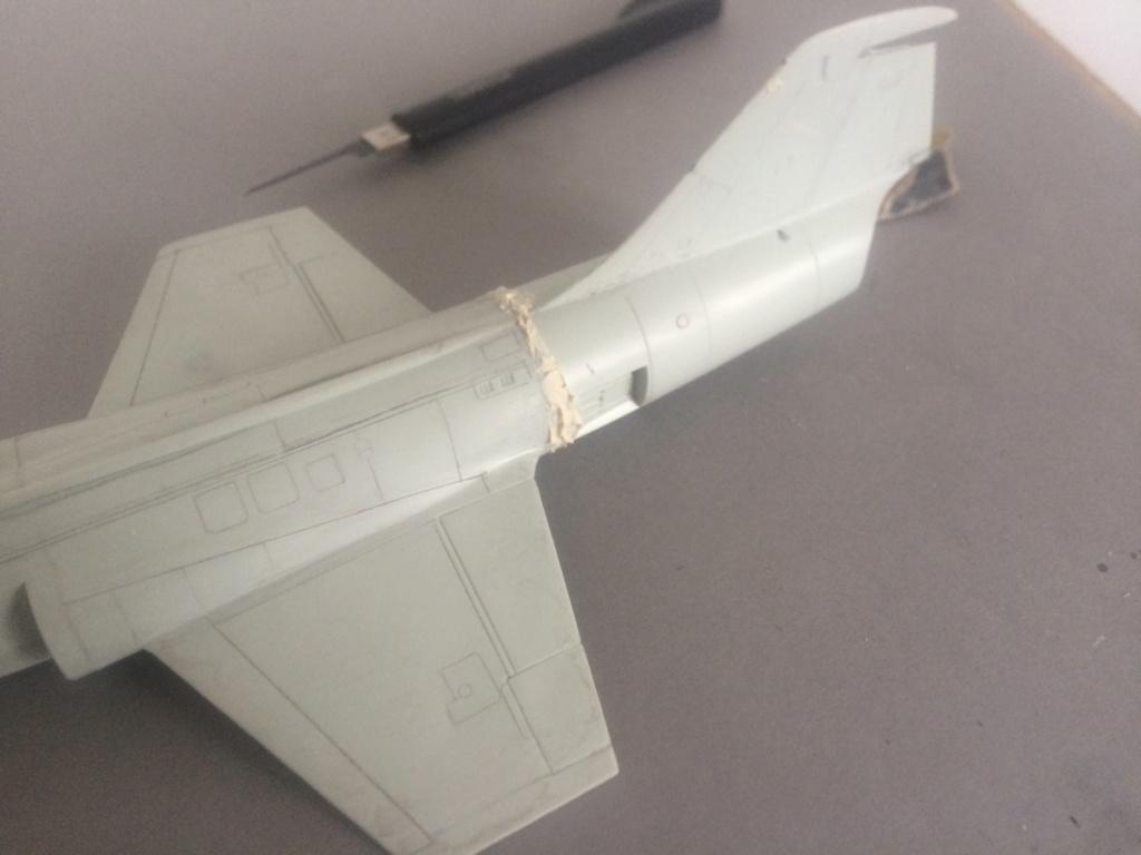 F 104 S (Monogram 1/48 + scratch)   FINI   Img_8812