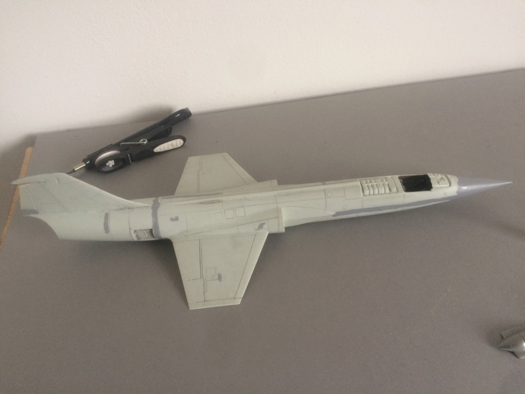 F 104 S (Monogram 1/48 + scratch)   FINI   Img_8813