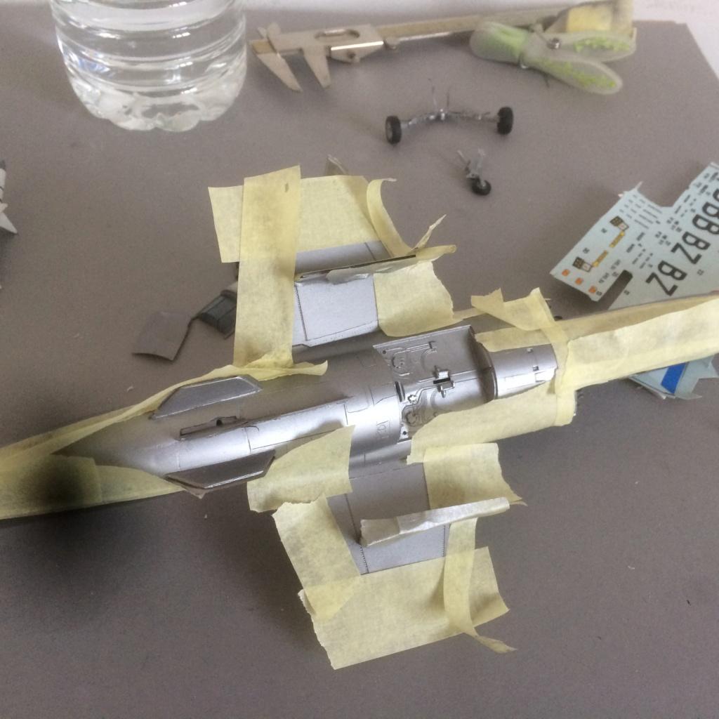 F 104 S (Monogram 1/48 + scratch)   FINI   Img_8834