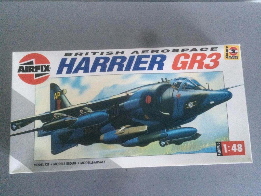 H.S.  HARRIER GR 3    ( AIRFIX  1/48)  FINI Img_9321