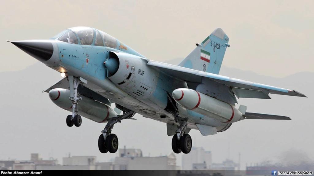 Mirage F1 B  ( F.M.  1/48)  FINI Iriaf_10