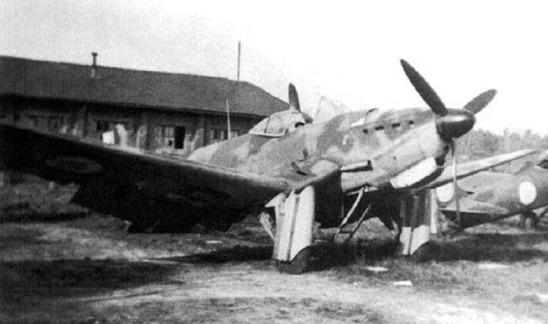 Loire Nieuport LN 401 au 1/48 (montage) - Page 2 Loire10