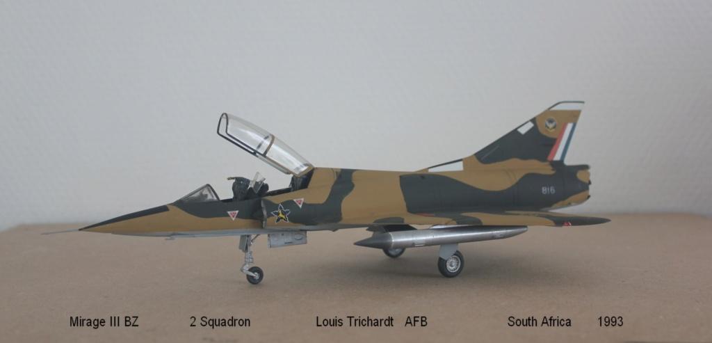 Mirage III BZ ( HELLER 1/48 ) Miiibz10