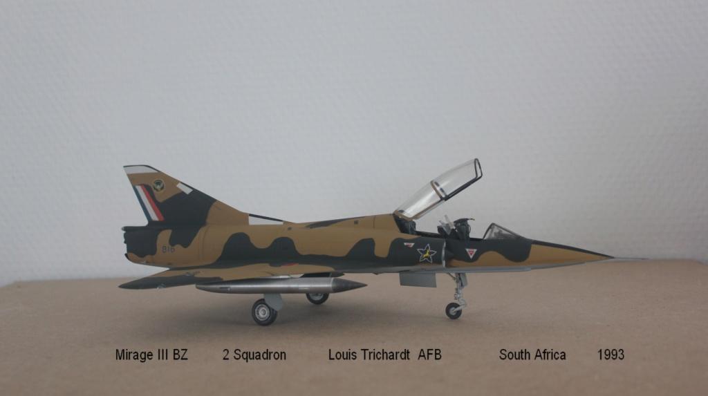 Mirage III BZ ( HELLER 1/48 ) Miiibz11