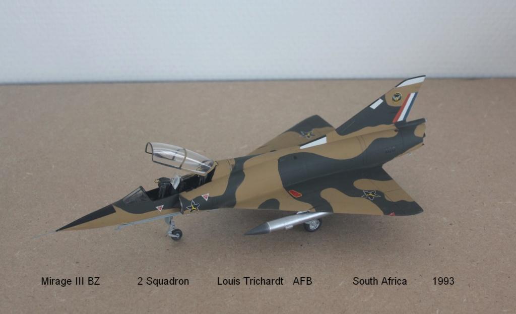 Mirage III BZ ( HELLER 1/48 ) Miiibz12