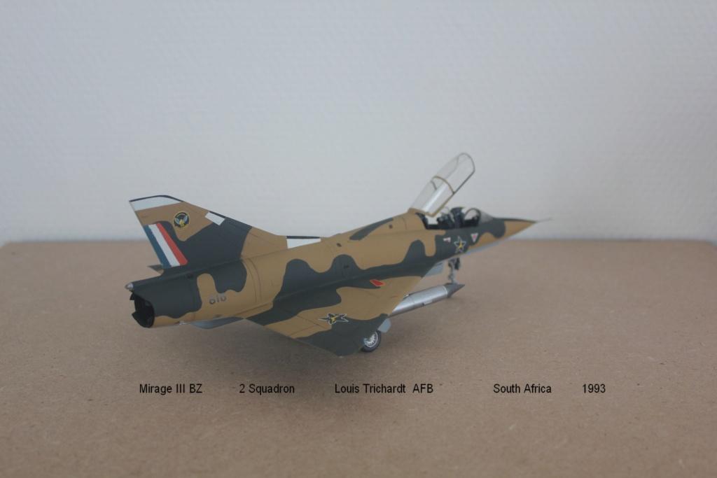 Mirage III BZ ( HELLER 1/48 ) Miiibz13