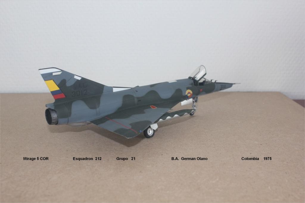 Mirage 5 cor Mir5co12