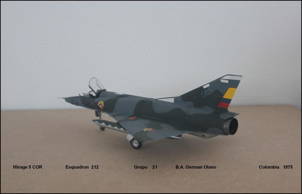 Mirage 5 cor Mir5co13