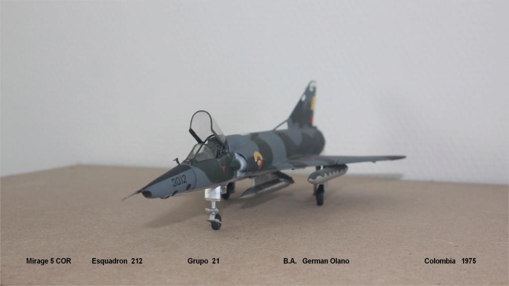 Mirage 5 cor Mir5co14
